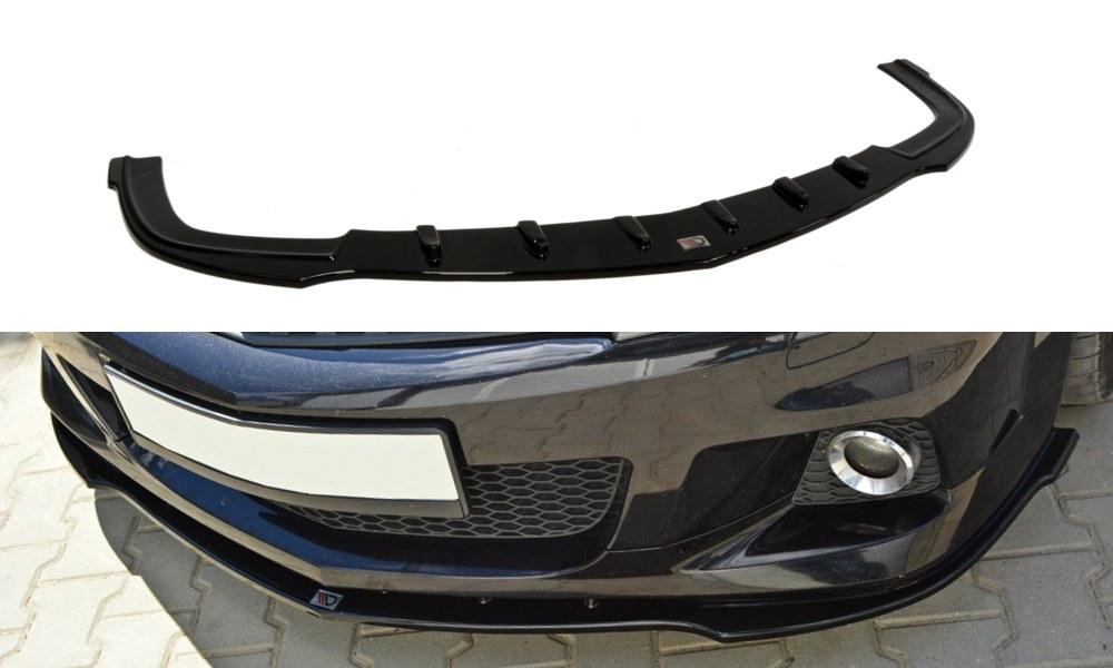 Splitter Przedni Opel Astra H (Do OPC / VXR) - GRUBYGARAGE - Sklep Tuningowy